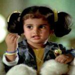 Shamili in Tamil film 'Rajanadai' (1989)
