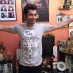 Sharad Malhotra house in Mumbai