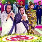 Sheikh Hasina With Her Sister
