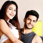 Shivani Singh with Krishh Pathak