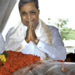 Siddaramaiah On His Son's Death