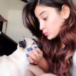 Subuhi Joshi loves dogs