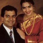 Sukanya with Sridharan Rajagopalan
