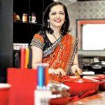 Swati Piramal cooking