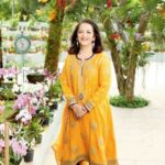 Swati Piramal's love for flowers