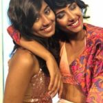 Teena Singh with her sister