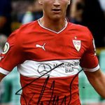 Timo Werner's Signature