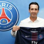 Unai Emery as the Manager of PSG