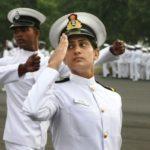Vartika Joshi In Republic Day Parade