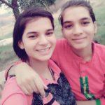 Vidhi Deshwal With Her Sister