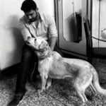 Vineet Kumar Chaudhary loves dogs