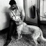 Vineet Kumar Chaudhary loves dogs