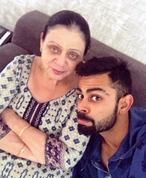 Virat Kohli Family Tree Father Mother Siblings And Their