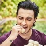 Aayush Sharma right wrist tattoo