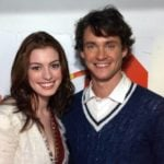 Anne Hathaway and Hugh Dancy