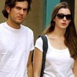 Anne Hathaway and Scott Sartiano
