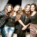 Arhhan Singh sisters and mother (from left)- Tanya, Natasha, Gittanjali, and Samyukkta