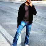 Arhhan Singh smoking