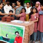 Bhayyuji Maharaj social work