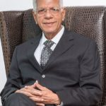 Ravi Raheja's Father Chandru Raheja, Chairman Of K. Raheja Corporation