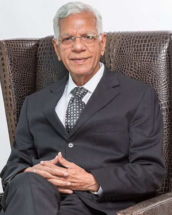 Chandru Raheja, Chairman Of K. Raheja Corporation
