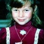 Childhood image of Cate Blanchett