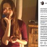 Courtney Hadwin Social Media Post