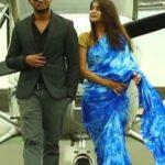 Deepthi Sunaina with Shanmukh Jaswanth Kandregula
