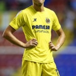 Denis Cheryshev playing for Villareal