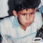 Diego Costa in his childhood