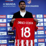 Diego Costa joining Athletico Madrid