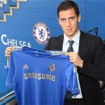 Eden Hazard joining Chelsea