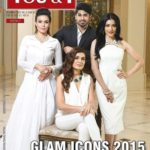 Gazal Somaiah appeared on cover of 'You and I' magazine