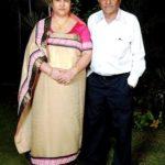 Gazal Somaiah parents