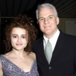 Helena is with Steve Martin