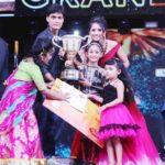 Jiya Thakur - Dance India Dance Lil Masters season 4