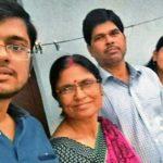 Kalpana Kumari Mother And Siblings