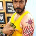 Kaushal Manda Tattoo