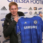 Kevin de Bruyne joining Chelsea