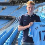 Kevin de Bruyne joining Manchester City