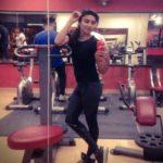 Khushi Malhotra- Fitness Freak