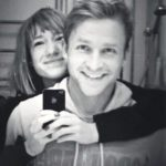 Linda Liukas With Her Husband