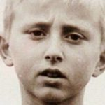 Luka Modric in his childhood