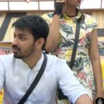 Mahat Raghavendra in the house of Bigg Boss Tamil 2