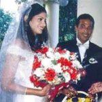 Mahesh Bhupathi married to Shwetha Jaishankar