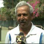 Mahesh Bhupathi's father