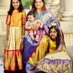 Manchu Vishnu wife Viranica Reddy and children