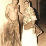 Meena Kumari With Dharmendra