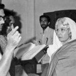Meena Kumari With Gulzar