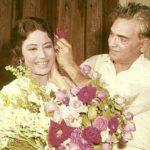 Meena Kumari With Her Husband Kamal Amrohi